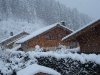 Nov. 30 Snowstorm in Chamonix
