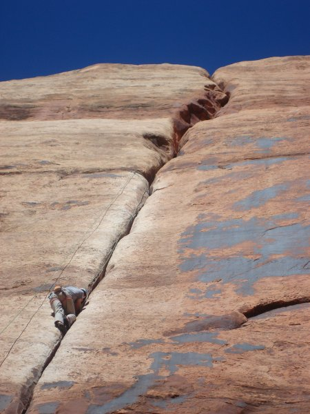 Generic Crack, 5.10-, Donnelley Canyon