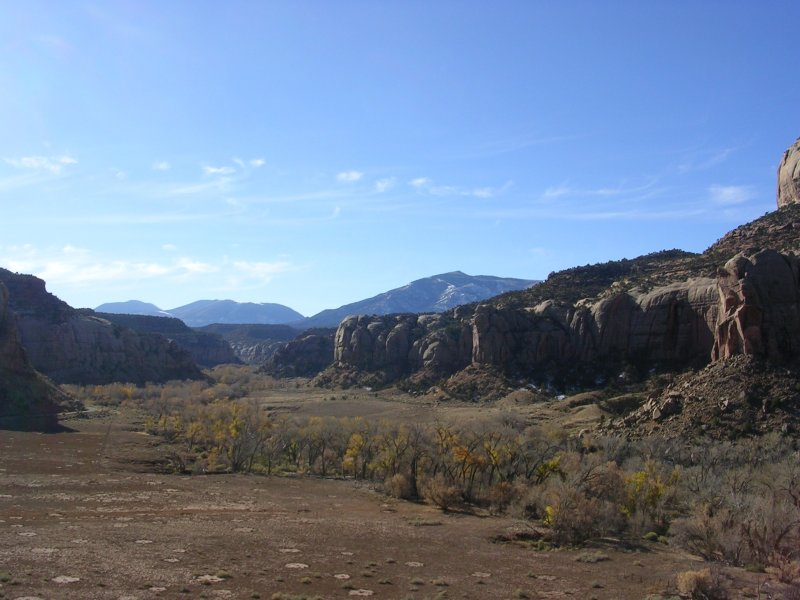 Indian Creek Valley