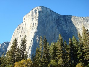 El Cap in Autumn