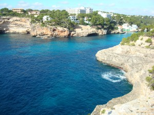 Sea Cliff Climbing in Mallorca