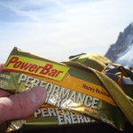 Chamonix and Kudos to POWERBAR. My first and most loyal sponsor!