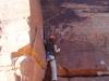 Binou\'s Crack, 5.9, Donnelley Canyon